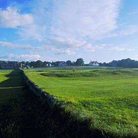 Jan Faul - North Berwick Golf Club