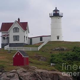 Joy Bradley - Nubble Light House York Maine