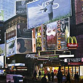 Stuart B Yaeger - NY NY At Dusk