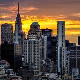 Janet Fikar - NY Sunrise