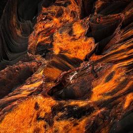 Onyonet  Photo Studios - Obsidian Rock - Lava Flow