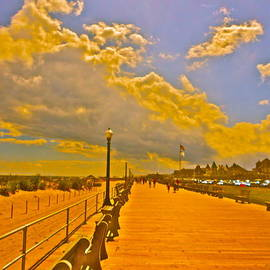 Joe  Burns - Ocean Grove Boardwalk