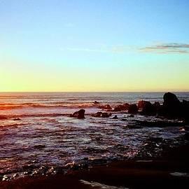 Peter Mooyman - Ocean Sunset