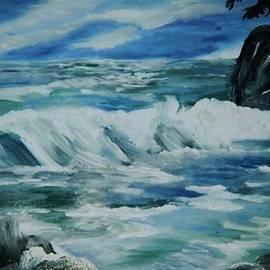 Christy Brammer - Ocean Waves