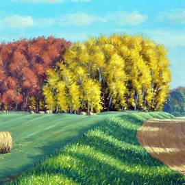 Rick Hansen - October Hay