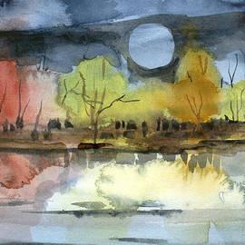 Mindy Newman - October Moon