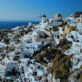 Colette V Hera  Guggenheim  - Oia Santorini Greece