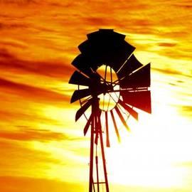 Larry Keahey - Oklahoma Sun