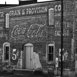 Wilma  Birdwell - Old Building in Salisbury NC