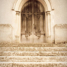 Tom Gowanlock - Old church door