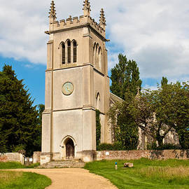 Tom Gowanlock - Old church