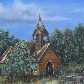 Pamela Humbargar - Old Country Church