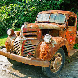 Randy Harris - Old Dodge in Telegraph Cove