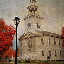 Thomas Schoeller - Old First Church - Bennington Vermont