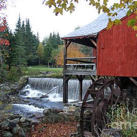 Linda  Jackson - Old Vermont Mill