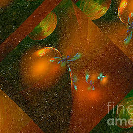 Elaine Manley - Oranges