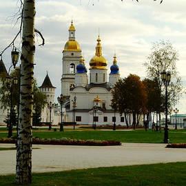 Roman Popov - Orthodox temple Tobolsk Kremlin