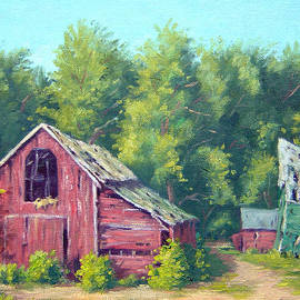 Rick Hansen - Overgrown Farm