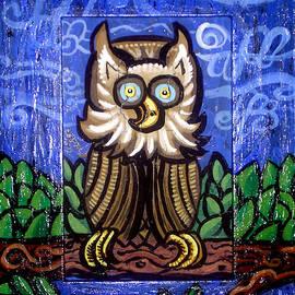 Genevieve Esson - Owl Magic