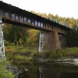 Idaho Scenic Images Linda Lantzy - Pack River Bridge