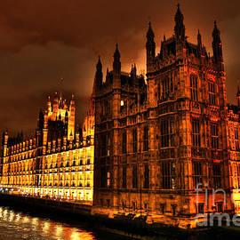Roddy Atkinson - Palace of Westminster