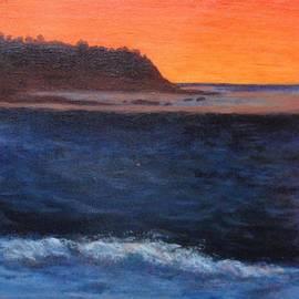 Jamie Frier - Palos Verdes Sunset
