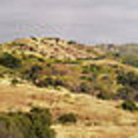 Mariola Bitner - Panorama View of Santiago Canyon