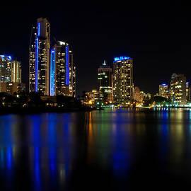John White - Paradise by Night