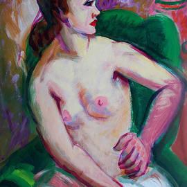 Bill Joseph  Markowski - Partial Nude