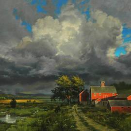 David Henderson - Passing Storm