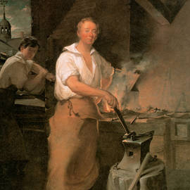 John Neagle - Pat Lyon at the forge