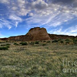 Michael Kirsh - Pawnee Buttes Evening Sky