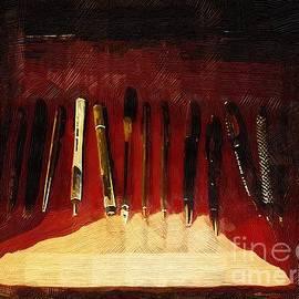 RC deWinter - Pens in a Box