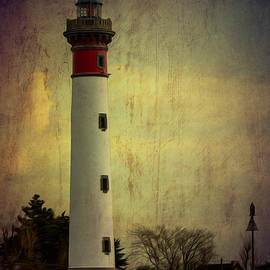 Clare Bambers - Phare de Ouistreham or Ouistreham Lighthouse    Caen