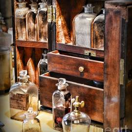 Paul Ward - Pharmacy - medicine cabinet