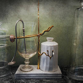 Mike Savad - Pharmacy - Victorian Apparatus