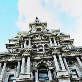 Bill Cannon - Philadelphia City Hall -Looking Up