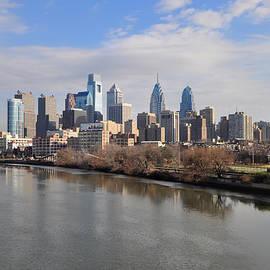 Bill Cannon - Philadelphia Cityscape