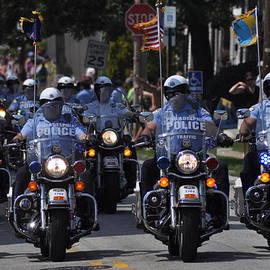 Bill Cannon - Philadelphia Police Motorcycle Unit