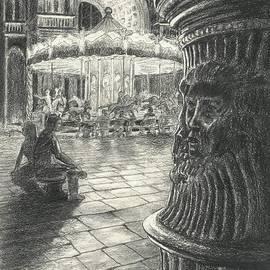Norman Bean - Piazza della Repubblica