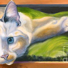 Susan A Becker - Picture Purrfect