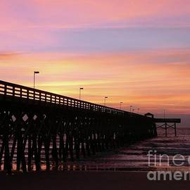 Al Powell Photography USA - Pier Sunrise