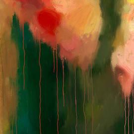 Michael Pickett - Pink Drips