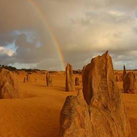 Robert Caddy - Pinnacle Rainbow