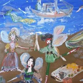 Judith Desrosiers - Pirate Fairies