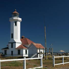 Bruce Wilbur - Point Wilson Lighthouse