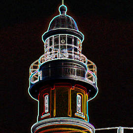 Dennis Dugan - Ponce Inlet Lighthouse