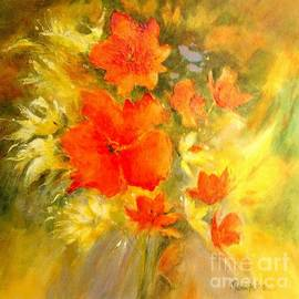 Madeleine Holzberg - Poppy Bouquet