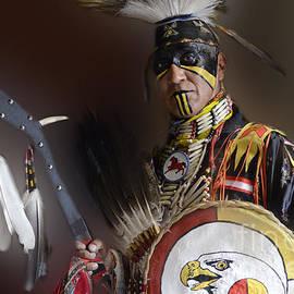 Bob Christopher - Pow Wow Portrait Of A Proud Man 2