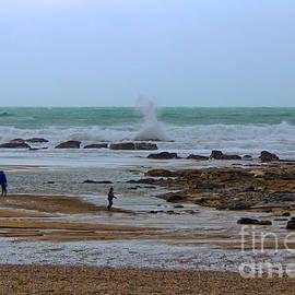 Brian Roscorla - Portreath  Beach Cornwall